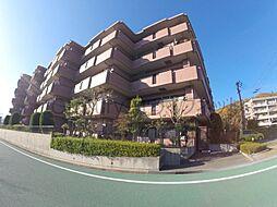 ダイアパレス池田五月丘[7階]の外観