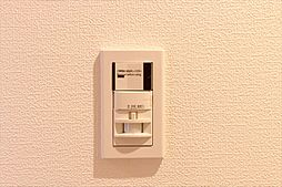 人感センサー付き照明(玄関)