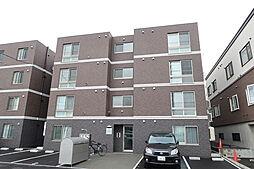 INFINITY東札幌II[3階]の外観