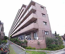 京都府宇治市宇治の賃貸マンションの外観