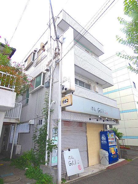 メゾン永井[2階]の外観
