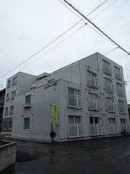 北海道札幌市白石区東札幌五条2丁目の賃貸マンションの外観