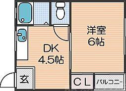 住吉大社駅 4.5万円
