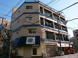 千島マンション[403号室]の外観