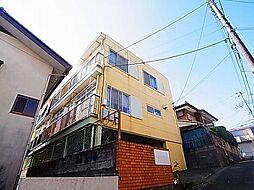 サンプラザコーポ[3階]の外観
