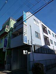 大阪府大阪市住之江区安立1丁目の賃貸マンションの外観