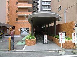 ライオンズマンション日本橋[8階]の外観