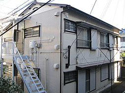 三堀荘[2階]の外観
