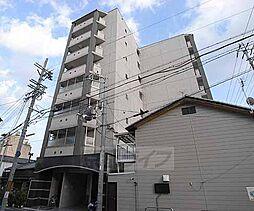 京都府京都市上京区花車町の賃貸マンションの外観