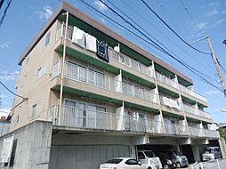 神奈川県横浜市保土ケ谷区新桜ケ丘2丁目の賃貸マンションの外観