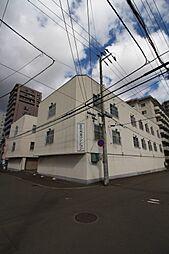 北海道札幌市豊平区中の島一条2丁目の賃貸マンションの外観