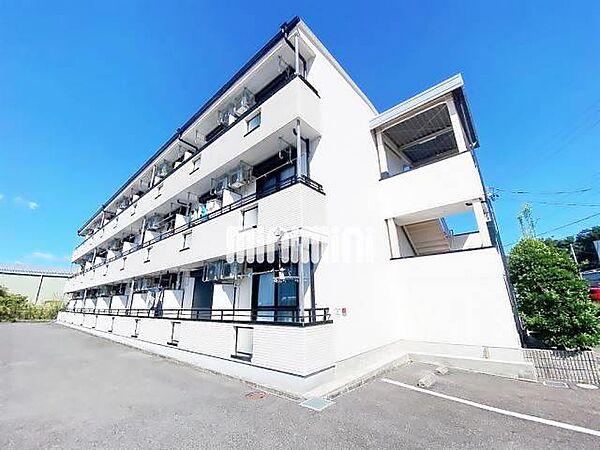レオン竹の山 2階の賃貸【愛知県 / 日進市】