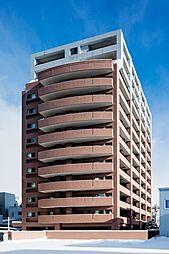 プライムアーバン円山北4条(旧:プライヴェル円山)[8階]の外観
