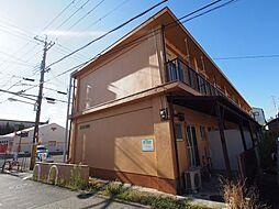 大阪府堺市美原区丹上の賃貸マンションの外観