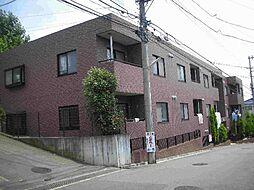 神奈川県川崎市宮前区東有馬1丁目の賃貸マンションの外観