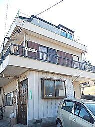 埼玉県戸田市新曽南2丁目の賃貸アパートの外観