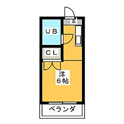 中板橋駅 3.9万円