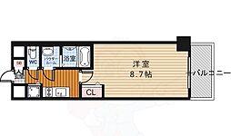東福寺駅 5.8万円