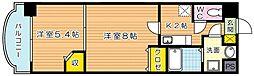 木下鉱産ビル3[202号室]の間取り