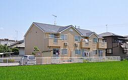 兵庫県加古郡播磨町東本荘1丁目の賃貸アパートの外観