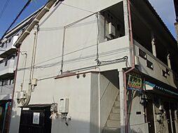 岡田コーポ[1階]の外観