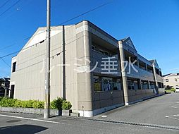 兵庫県小野市神明町の賃貸マンションの外観