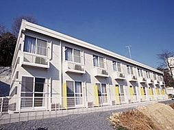 広島県安芸郡府中町青崎東の賃貸アパートの外観