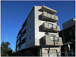 田島ビル[4階]の外観