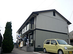 スカイハイツ[201号室]の外観