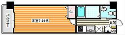 FDS Felice KOHAMA[4階]の間取り