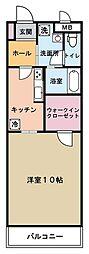 COCOONS-Design[1階]の間取り