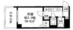 永澤金港堂ビル[702号室]の間取り
