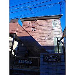 神奈川県綾瀬市寺尾北3丁目の賃貸アパートの外観