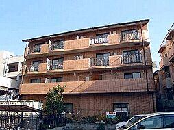 大阪府羽曳野市栄町の賃貸マンションの外観