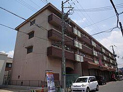 ロイヤルコーポ忠岡[3階]の外観