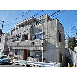 東京都大田区東馬込2丁目の賃貸マンションの外観