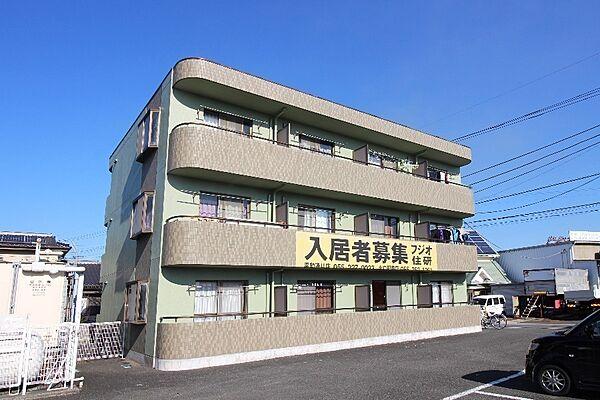 メゾンドビアンフェ 1階の賃貸【山梨県 / 甲斐市】