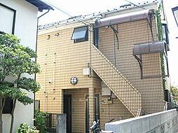 グリーンハイム多磨[203号室]の外観