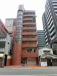 フラワーコーポ六本松[4階]の外観