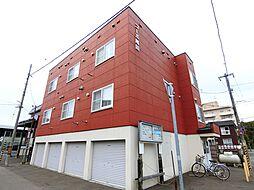 コーポ尾田[2階]の外観