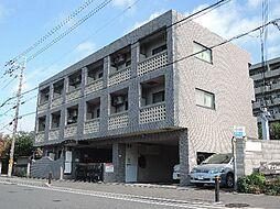 京都府宇治市五ケ庄平野の賃貸マンションの外観