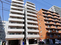 アンソレイエ ヴィ メゾン[4階]の外観