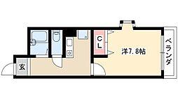 西高蔵駅 4.5万円