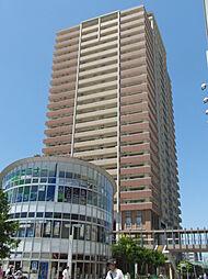 ローレルスクエア住道サンタワー[1001号室]の外観