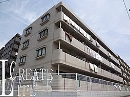 埼玉県さいたま市桜区大字西堀の賃貸マンションの外観