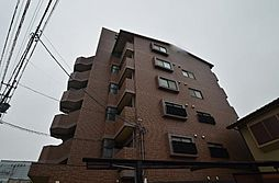 メイプル八田[5階]の外観