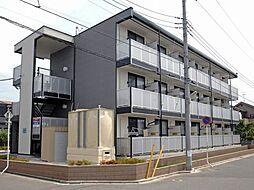 プランドール八ヶ崎[3階]の外観