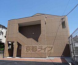 大阪府枚方市藤阪元町3丁目の賃貸アパートの外観