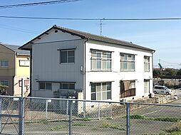 浜田アパート[101号室]の外観
