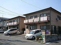 コーポSASAKAWA[2階]の外観